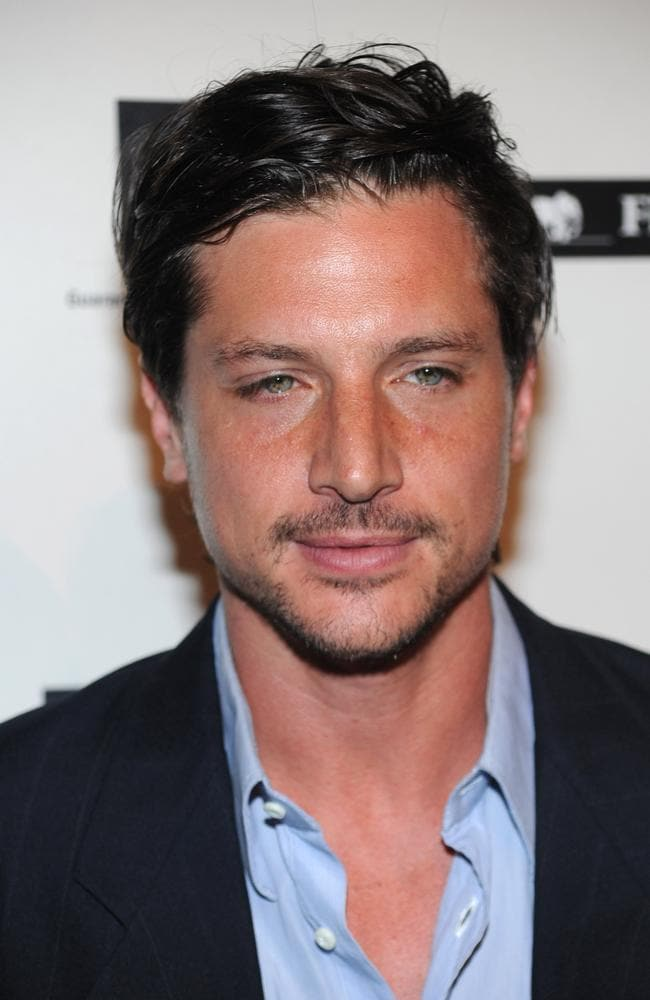 Actor, rapper and one-time porn star Simon Rex once went on a date with Meghan Markle. Picture: Getty/AFP