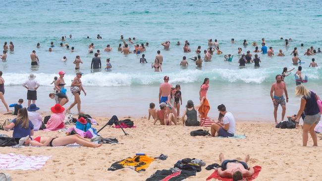 Many Beach is the best in Australia. Picture: AAP Image/Rafal Kontrym