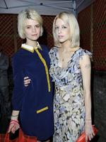 Pixie Geldof and Peaches Geldof attend Tunnel of Love in aid of The British Heart Foundation at Proud Camden on May 29, 2012 in London, England. Picture: Getty