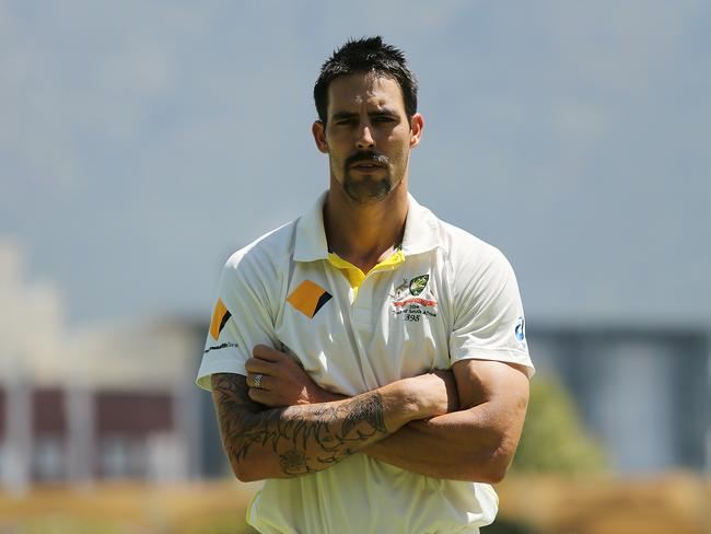 Johnson went back to his brutal best in the Test series against South Africa earlier this year.