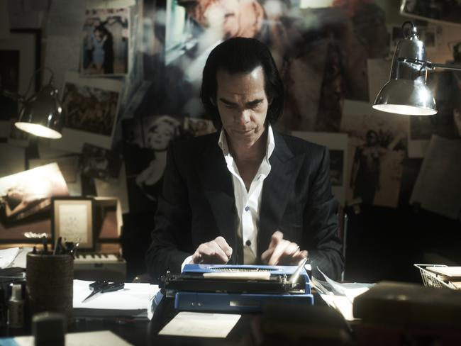 "20,000 Days On Earth offers ""a mythical, yet contemporary day in the life"" of Nick Cave. Picture: Supplied"