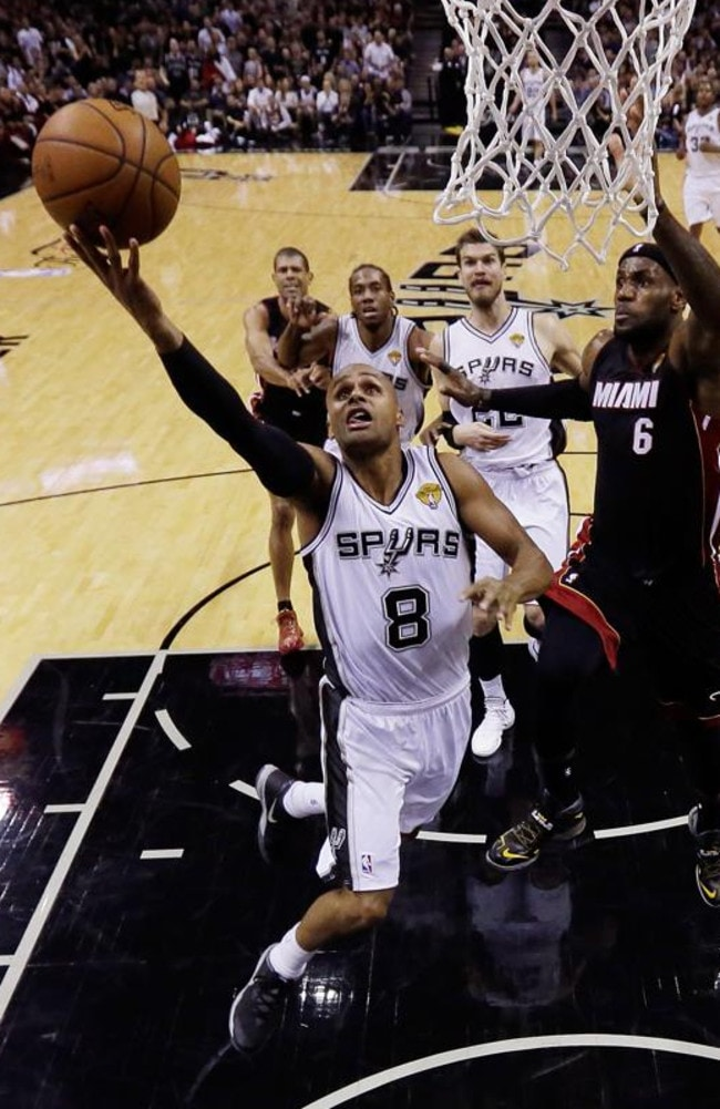 Patty Mills was the name on everyone's lips after his performance in the NBA Finals.