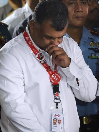 """The passengers were on my aircraft and I have to take responsibility for that,"" said AirAsia CEO Tony Fernandes/ Picture: Manan Vatsyayana"