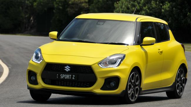 suzuki swift sport reviewed price specs features. Black Bedroom Furniture Sets. Home Design Ideas