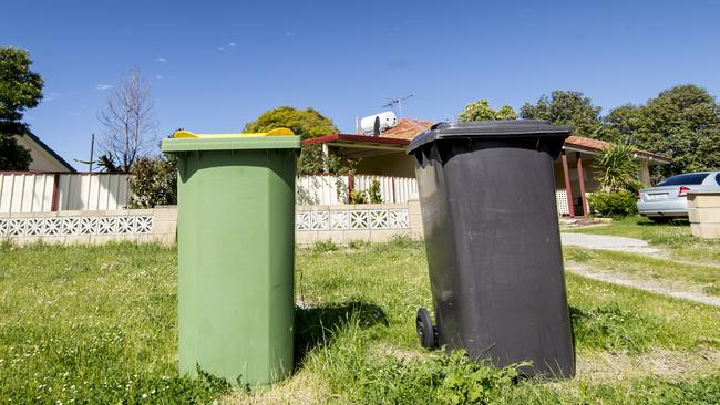 Councils say the technology allows them to keep track of runaway bins.