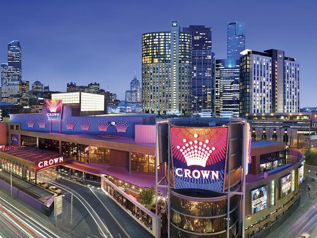 "Punters at Crown Melbourne require a loyalty card to access ""unrestricted"" gambling for more money."