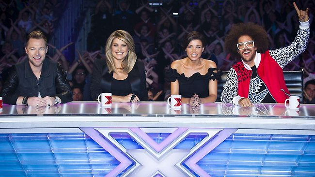 What made The X-Factor...