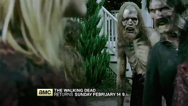 The walking dead return date in Australia