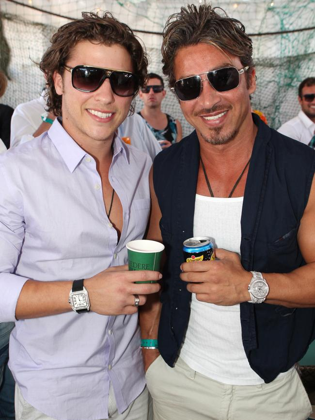John Ibrahim S Son Daniel Taylor Caught In The Middle Of