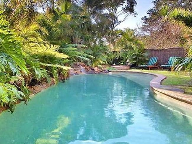 1390 Botany Rd, Botany has five bedrooms, three bathrooms, four car spaces and a pool.