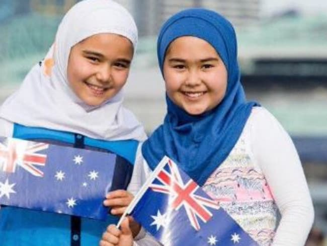Queensland's LNP has voted in favour of banning Muslim girls under 10 from wearing hijabs to school.