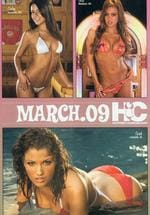 <p>Hooters restaurants 2009 calendar.</p>
