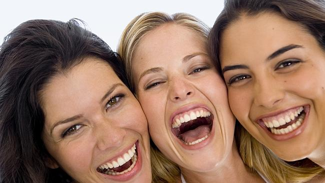 Laugh your way to better health. No joke.
