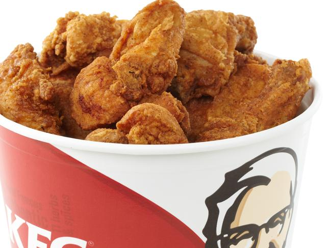 'Where's the chicken?': KFC sued