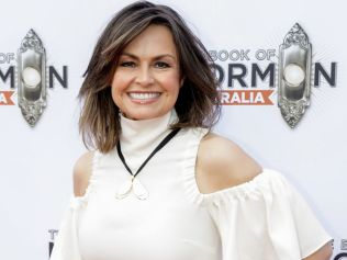 Lisa Wilkinson arrives ahead of The Book of Mormon opening night, February 4, 2017 in Melbourne, Australia. Photo: Sam Tabone/WireImage.