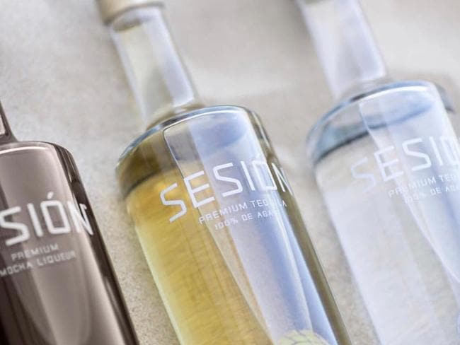 Sesion premium 100 per cent agave tequila launched in 2015.