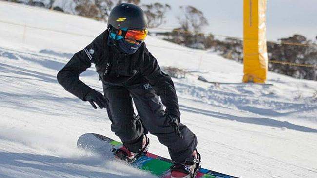 Ben Tudhope is the youngest athlete at the Sochi Winter Paralympics.
