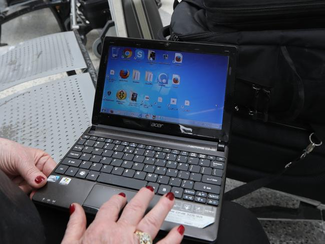 Laptop ban could include Australia