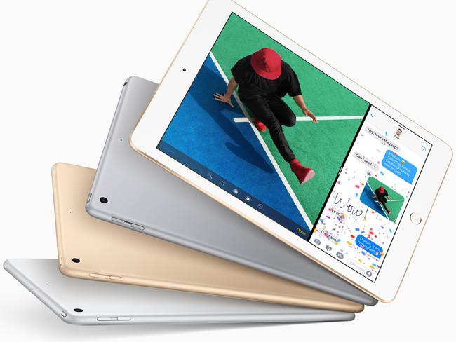 The strategy behind Apple's new iPad