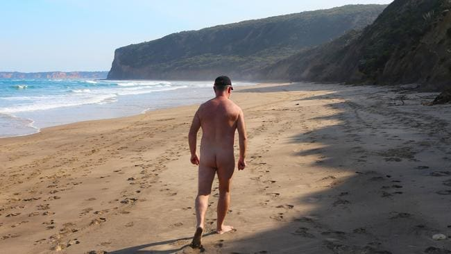 Lurid 'underbelly' at nudist beach