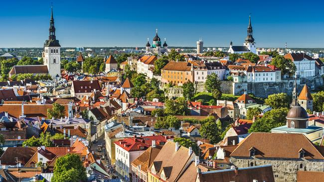 The Government in Tallinn, Estonia's capital, feels under threat from Moscow.