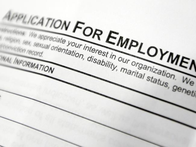 Most graduates expect to fire off at least 20 of these before landing their first professional job, but they're picky about where they send them. Picture: Mike Groll/AP Photo
