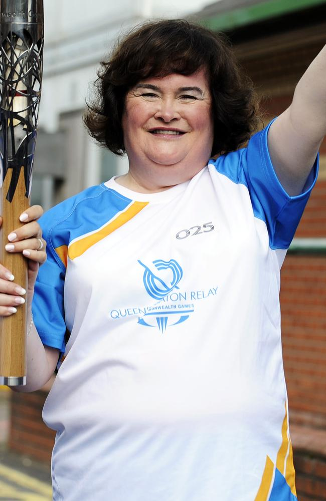 Scottish singer Susan Boyle is expected to star in the ceremony.