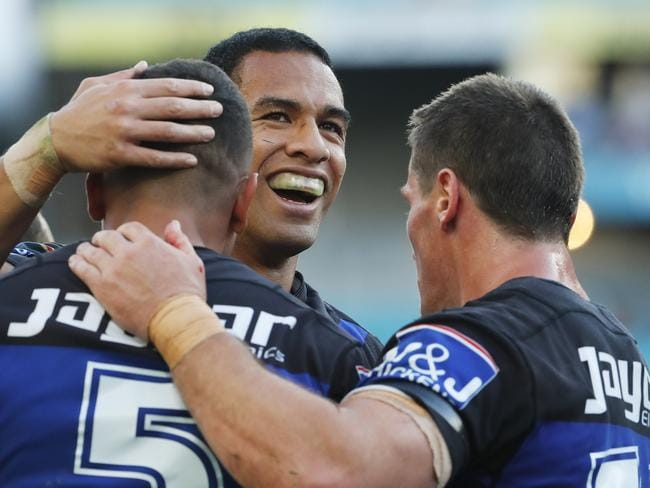 William Hopoate is likely to play in the centres.
