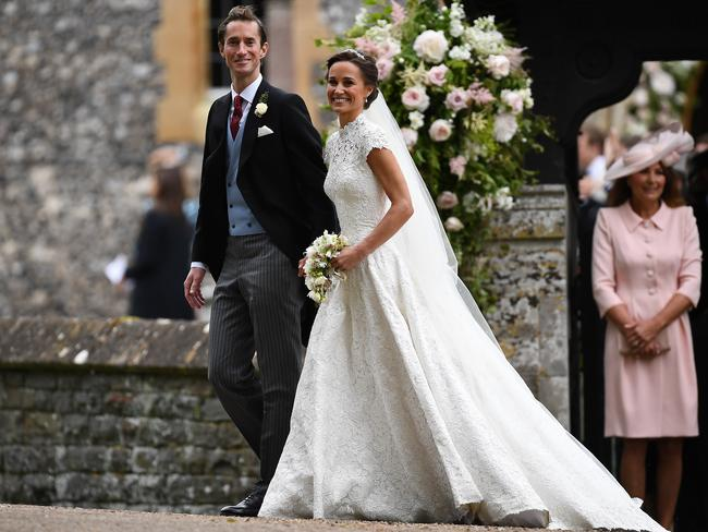 Image result for Snap up Pippa Middleton's designer wedding look for a fraction of the price