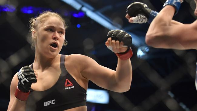 Former champ's blunt summary to cracked Rousey