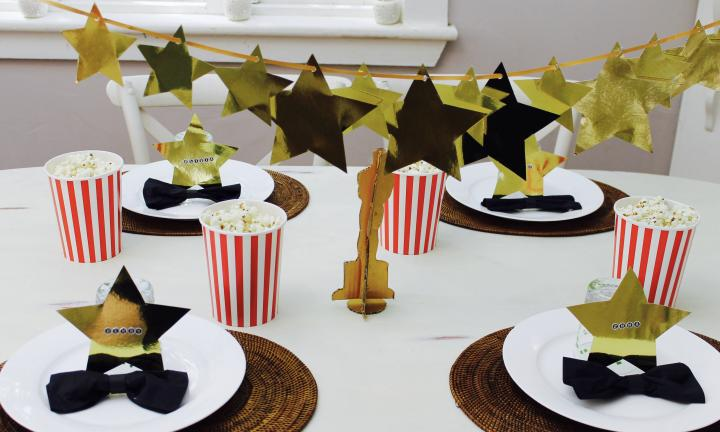 How to throw your own Oscars party