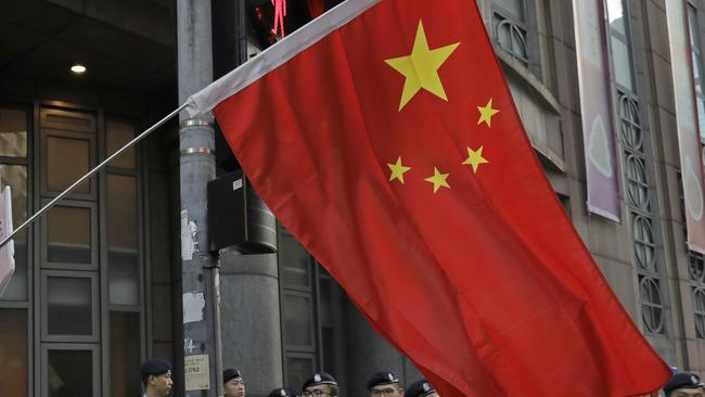 The Chinese government insists it's 'committed to promoting peace and stability' in Asia.