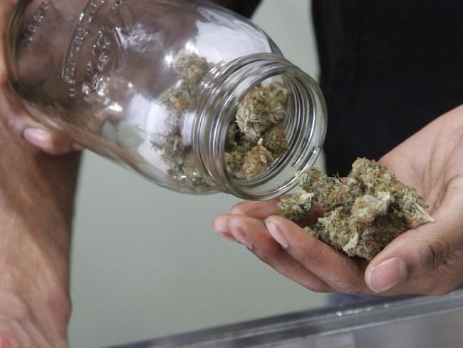 Medical marijuana could be made legal in NSW.