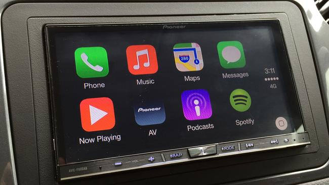 Apple already has its in-car entertainment software, but is a car itself on the way?