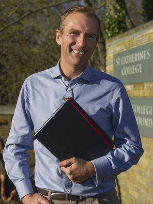 NSW Minister for Education Rob Stokes.