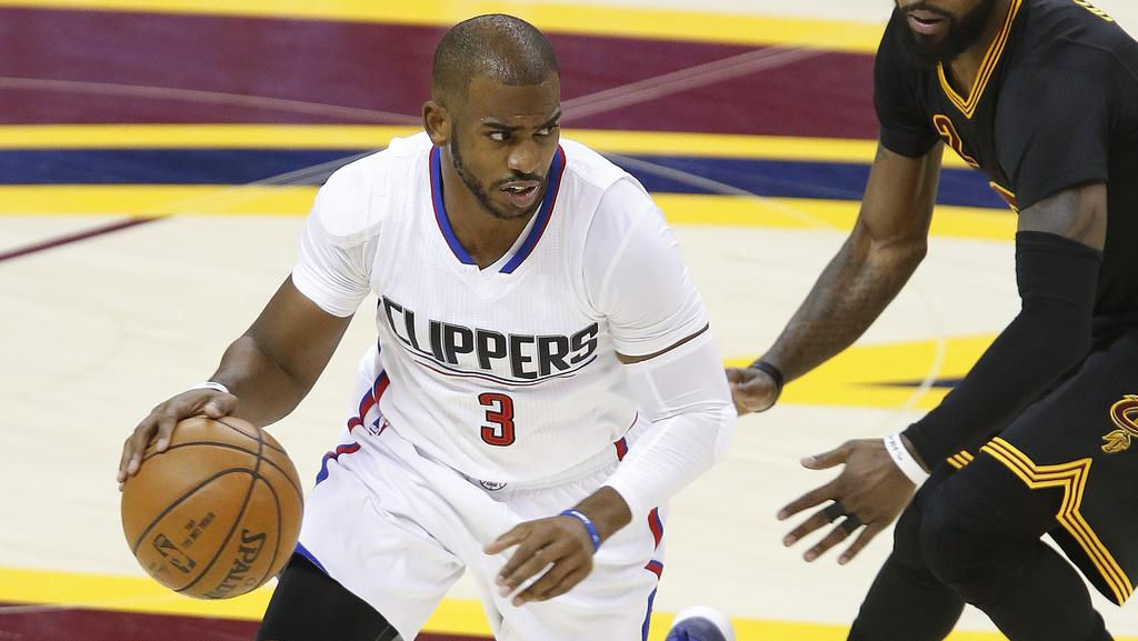 Los Angeles Clippers' Chris Paul.