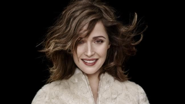 Rose Byrne will be back home in November to take to the stage.