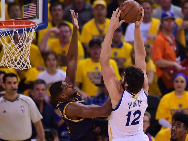 NBA Finals 2015: Andrew Bogut fifth Australian championship winner | Adelaide Now