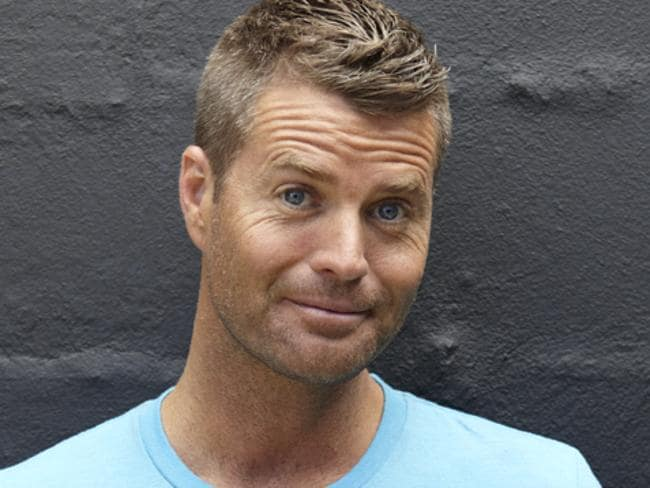 Celebrity chef Pete Evans is into the paleo diet.