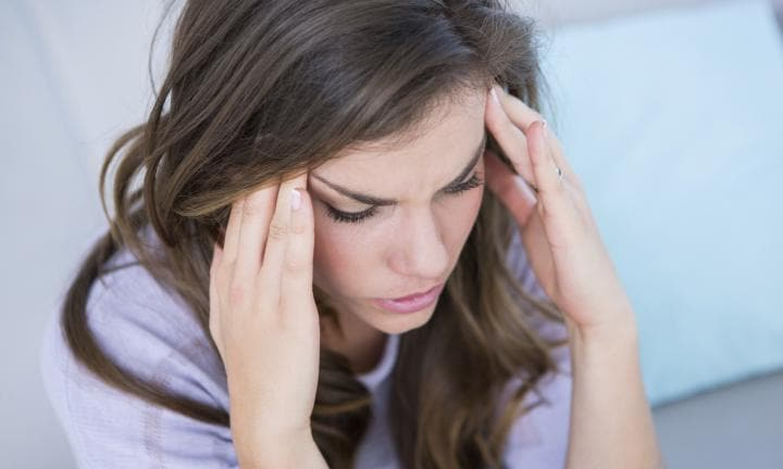 Early pregnancy symptom: headaches