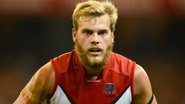 Everyone has high expectations on Jack Watts. Picture: Wayne Ludbey