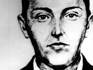 "FILE--This undated artist' sketch shows the skyjacker known as D.B. Cooper from recollections of the passengers and crew of a Northwest Airlines jet he hijacked between Portland and Seattle on Thanksgiving eve in 1971. The FBI says it's no longer actively investigating the unsolved mystery of D.B. Cooper. The bureau announced it's ""exhaustively reviewed all credible leads"" during its 45-year investigation. (AP-Photo, file)"