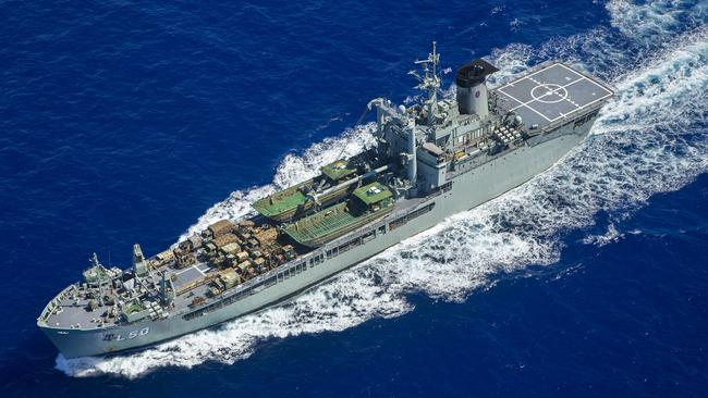 HMAS Tobruk will be sunk off the Wide Bay coast, not the Gold Coast.