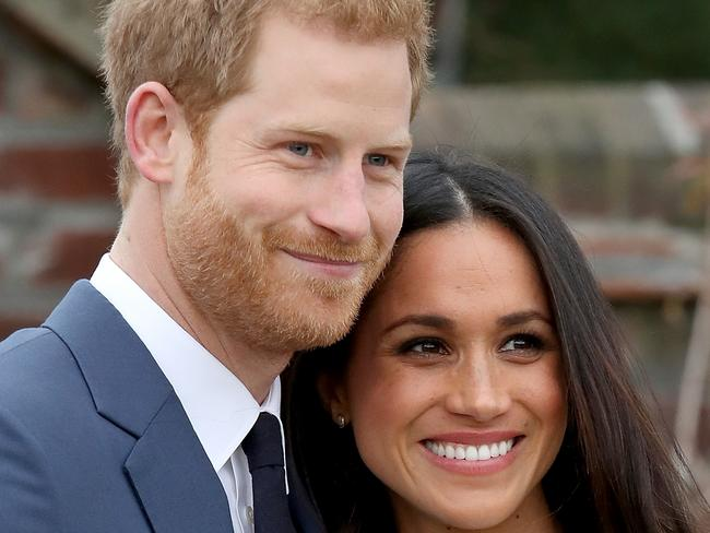 The couple will be married in the northern hemisphere spring. Picture: Chris Jackson/Chris Jackson/Getty Images.