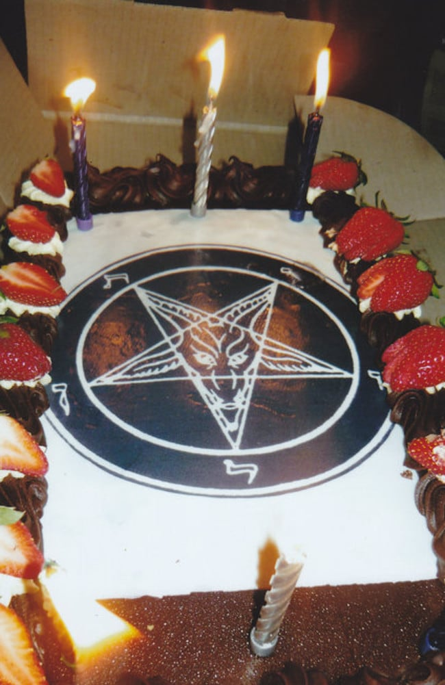 Satanists celebrate birthdays just like everyone else. Except maybe Jehovah's witnesses