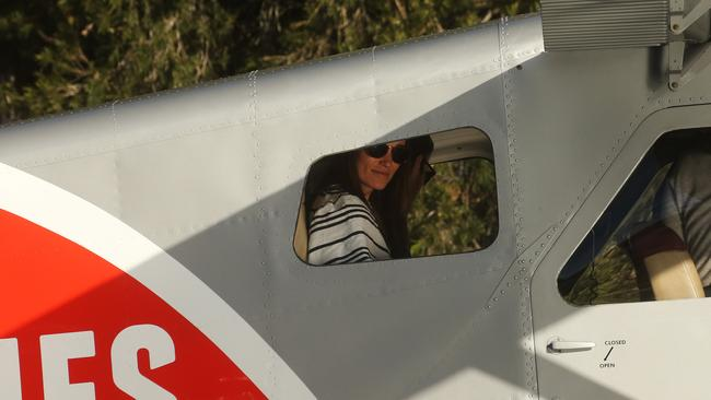 Pippa Middleton was in Australia last year for her honeymoon.