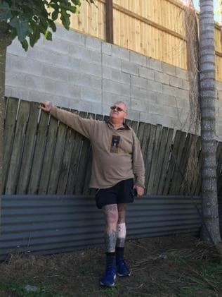 ipswich neighbours angry over monster wall built on new On boundary walls between neighbours