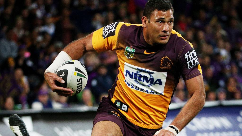Justin Hodges: Justin Hodges Says Leading The Broncos To The 2015 NRL