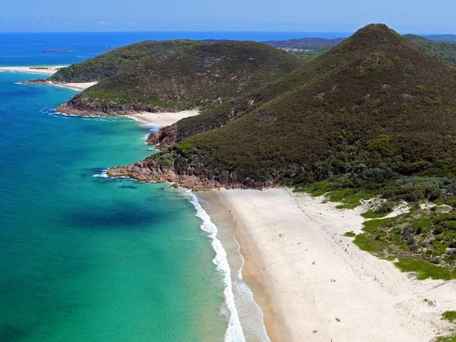 Zenith Beach is a slice of heaven. Picture: Tim J Keegan