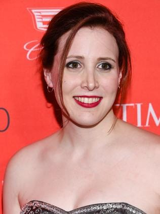 Dylan Farrow accused her father of sexual assault. Picture: AP